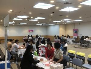 キラリ!首都圏女子大フェア2019【池袋】を開催しました!